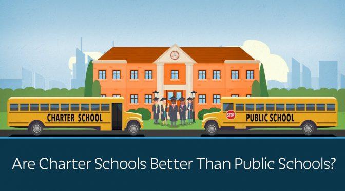 Charter vs Public Schools